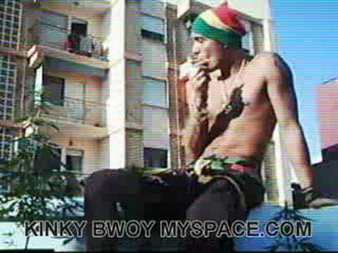 KINKY BWOY....A MI AIRE  VIDEOCLIP