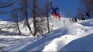 Tourenlager (Ski und Snowboard) Oberwald 2015