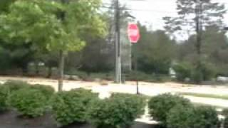 Hurricane Irene (Old Farm Village/Panther ValleyAlfanno Rd)
