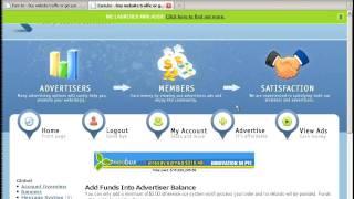 كيفية إنشاء إعلان على كسب.bz! جيدة ورخيصة الإعلان!