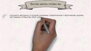Уроки игры на гитаре Киев. Школа гитары SERENADA.IN.UA