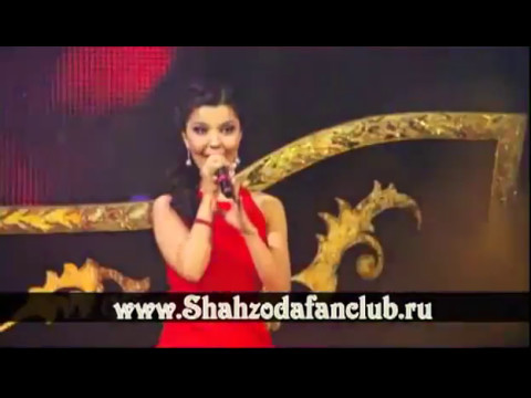 Shahzoda - Люблю тебя (ShahzodaShow2012)