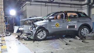 Peugeot 3008 (2017) CRASH TEST