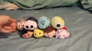 Service Quilt - Disney Tsum Tsums