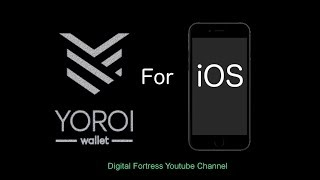 Yoroi for iOS  -  a beginners guide to the Ada light wallet