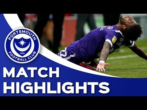 Highlights: Doncaster Rovers 1-2 Portsmouth
