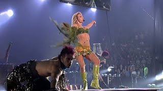 Britney Spears - I'm A Slave 4 U Live @ Tokyo Dome 2002 (Pro Shot + Soundboard Snippet)