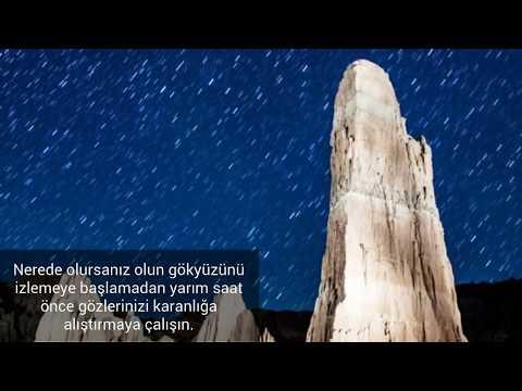 Orionid meteor yağmuru nedir? (Orionid meteor yağmuru Türkiye'de nerede izlenir?)