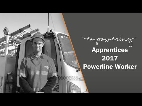 Apprentice Powerline Worker