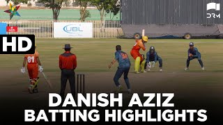 Danish Aziz Batting Highlights | Sindh vs Balochistan | Pakistan Cup 2021 | MA2T