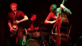 Barker Trio - at Muchmore's, Brooklyn - October 1 2015
