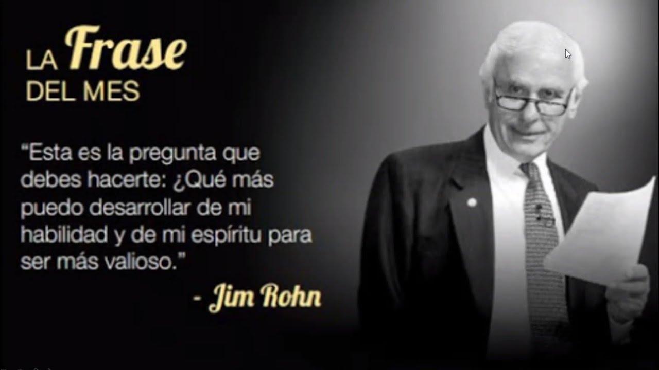 Filosofía de vida por Jim Ronh
