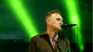 Morrissey - Shoplifters of the World Unite - Atlantic City, NJ 1/12/2013