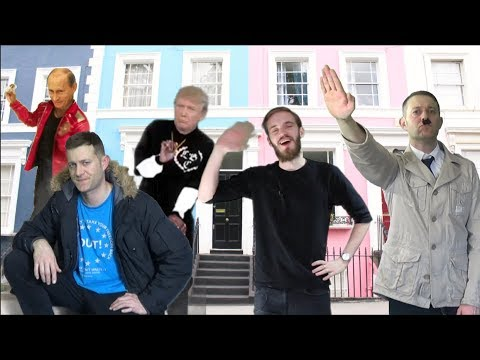 Far Right - Parody by Daniel the Spaniel (Blur Parklife)