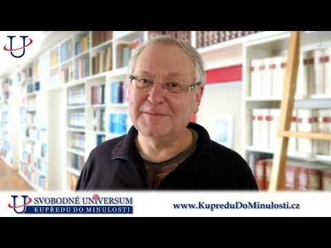 Václav Cílek: Psychologie odmítání (1. díl)