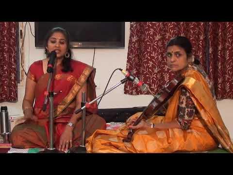 Download Durga Maata Carnatic Music Concert by  Dr Sandhya Gopalakrishnan at Saket Pranaam     M2U03917