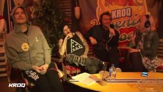 Kat interviews Blink-182 at Weenie Roast 2016