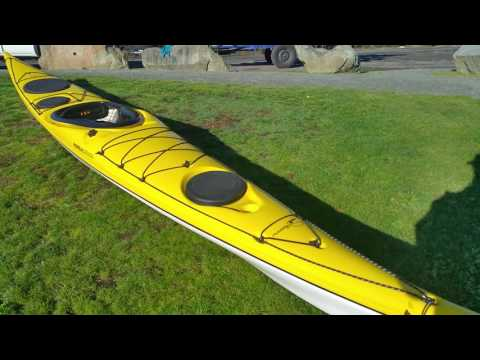 Boreal Design Baffin T2 -  thermocomposite sea kayak