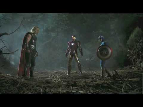 The Avengers Main Theme HD