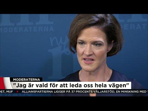"""Anna Kinberg Batra: """"Sluta bråka med varandra"""" - Nyheterna (TV4)"""