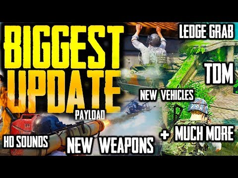 EVERY NEW PUBG MOBILE CHANGE IN 0.15.0 UPDATE (IN-DEPTH GAMEPLAY)