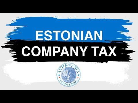Estonia 0% Tax... Really?