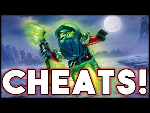LEGO Ninjago The Movie - CHEAT CODES GUIDE!
