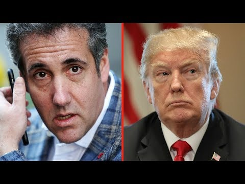 Feds Wiretapped Trump's Lawyer Cohen - LIVE BREAKING NEWS COVERAGE