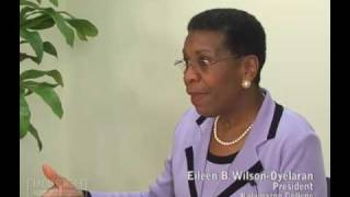 Eileen Wilson-Oyelaran on Institutions and Fulbright