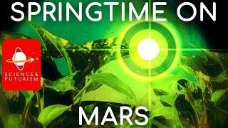 Springtime on Mars: Terraforming the Red Planet