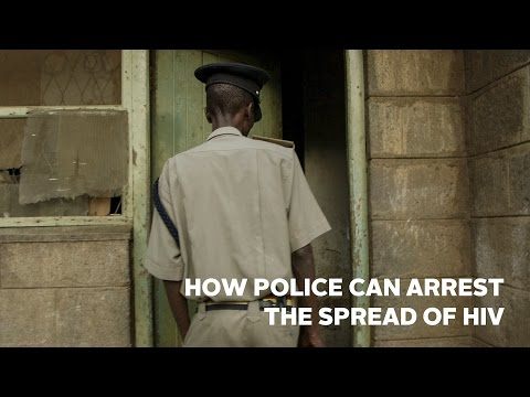 How Police Can Arrest the Spread of HIV