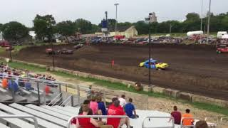 Figure 8 Racing in Hampton @ 2pm 8/19/18 Old School Cruisers Feature