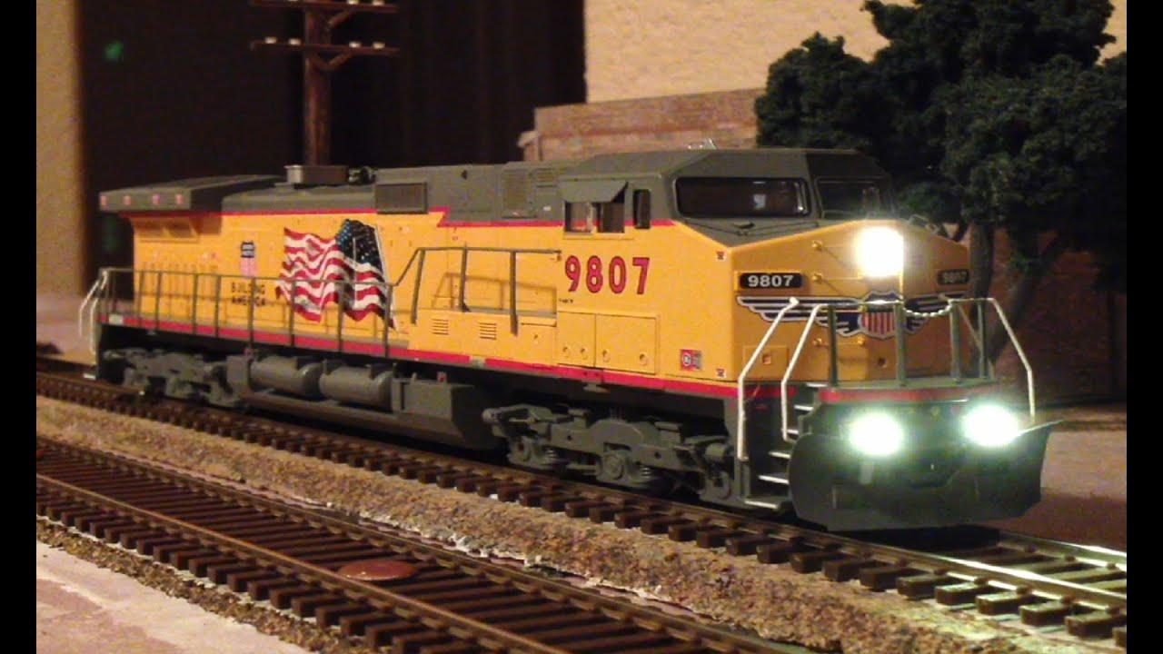 6pcs Model Train Railway Square intermodal Container 1:87