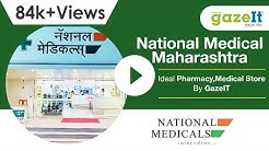 Ideal Pharmacy, Medical Store National Medicals by GazeIT