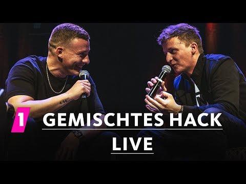 Gemischtes Hack LIVE mit Felix Lobrecht und Tommi Schmitt | 1LIVE Podcastfestival