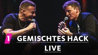 Gemischtes Hack LIVE mit Felix Lobrecht und Tommi Schmitt