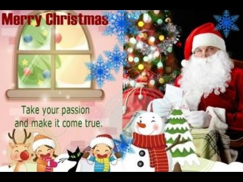 HAPPY CHRISTMAS DAY 2016 CARDS   CHRISTMAS CARD SAYINGS QUOTES 2016 ...