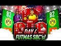 82 AKANJI, 88 INIESTA & 86 BALOTELLI! FUTMAS DAY 4 SBCs! FIFA 19 (SBC SOLUTION)