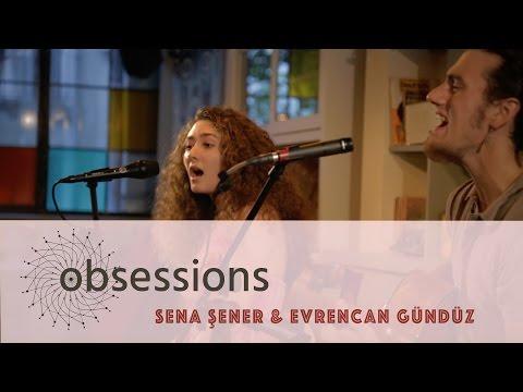 Sena Şener & Evrencan Gündüz - Back To Black (Cover) @ obsessions