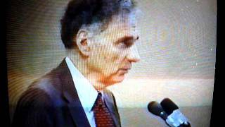 "Ralph Nader 2002 ""It wasn"