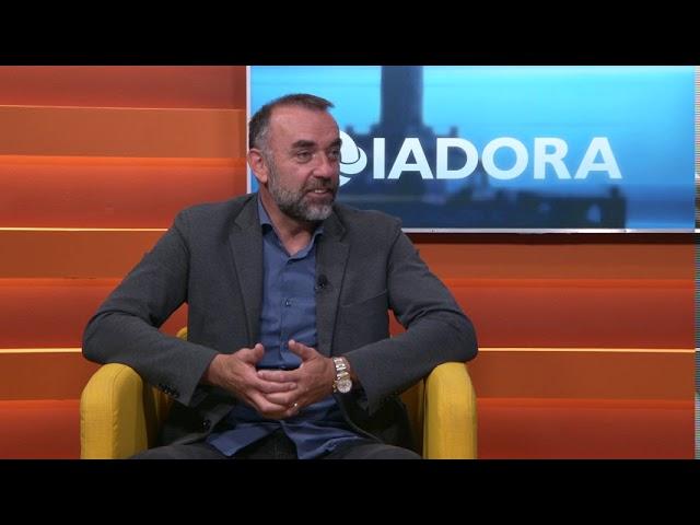 DO CILJA - gost Ivan Bulat, sportski direktor HNK Šibenik