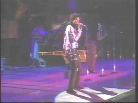 Michael Jackson マイケル・ジャクソン OFF THE WALL 1987 横浜スタジアム