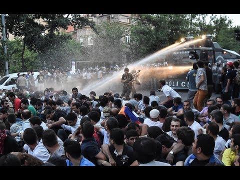 Москва отреагировала на волнения в Армении