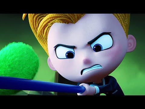 "UGLLYDOLLS Clip - ""Lou vs. Ox"" (2019) - JoBlo Animated Videos"