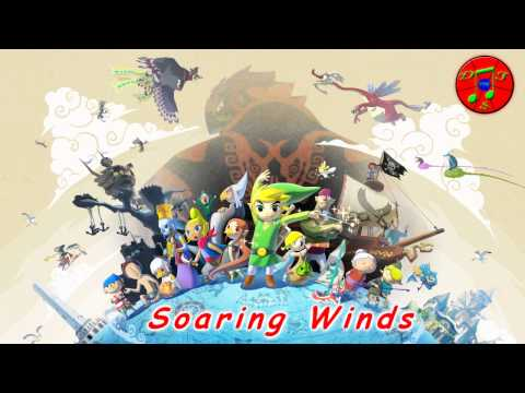 The Legend of Zelda Remix - Soaring Winds [Dragon Roost Island, Tal Tal Heights +]