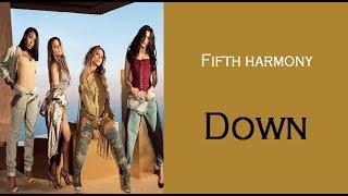 Down - Fifth Harmony (SOLO) (TRADUÇÃO/LEGENDADO)