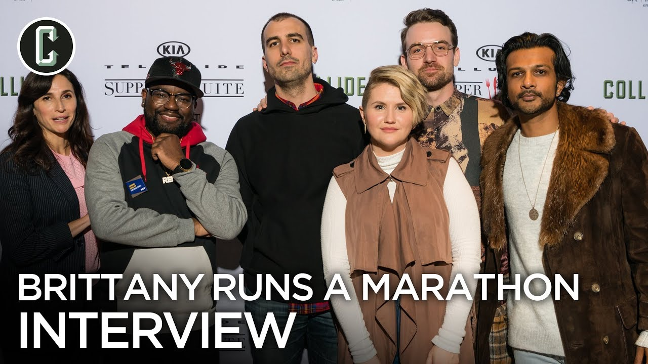 Brittany Runs A Marathon S Cast And Director Interview Youtube