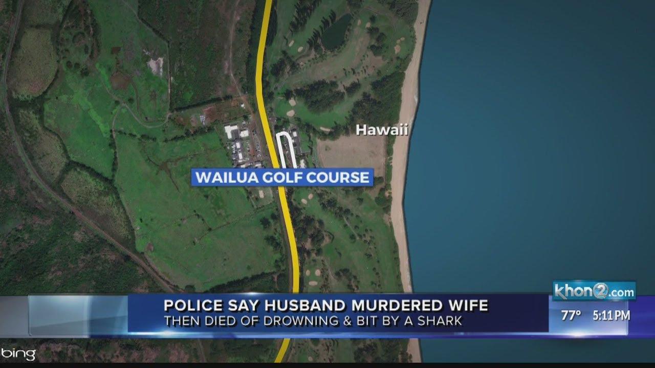 Cause of death in Kauai newlyweds 5 newscast