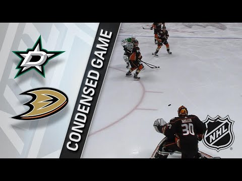 04/06/18 Condensed Game: Stars @ Ducks