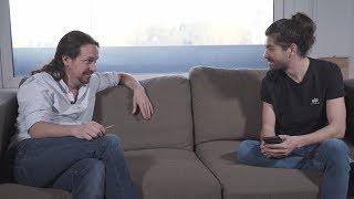 Entrevista a Pablo Iglesias